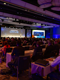 Production & stage setup at User Conference