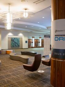 Signage & branding at DealerSocket User Conference