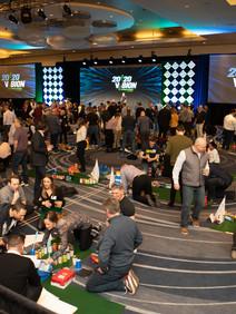 Sales Kickoff Team Building Event