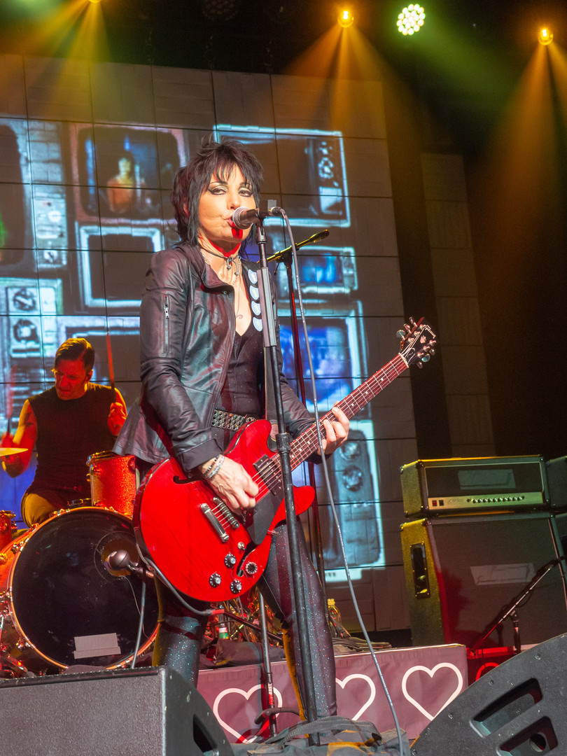 Joan Jett corporate performance