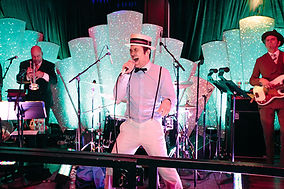 LA Follies Band performing at Great Gatsby themed customer appreciation party.jpg