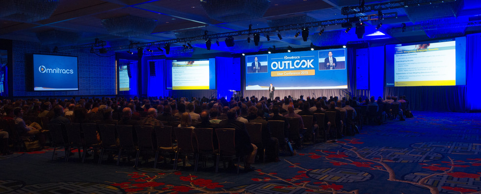 Outlook User Conference General Session
