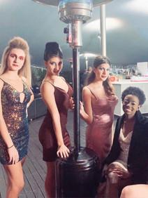 Italian Models group photo