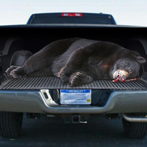 Custom Truck Tailgate Wraps - Truck bed decals custom