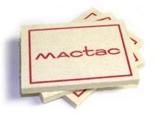 "Mactac 4"" Soft Felt Squeegee"