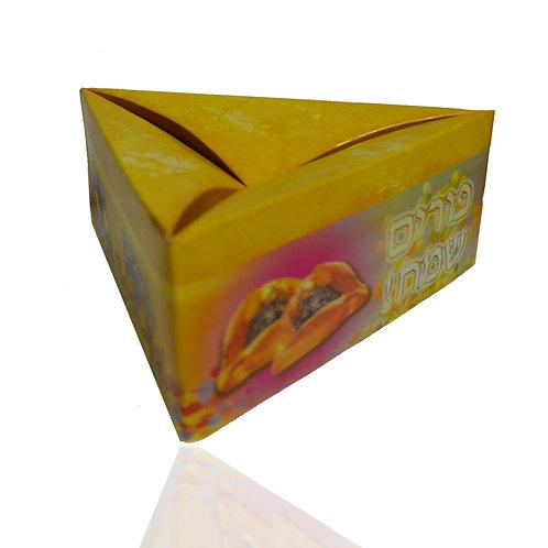 Коробка подарочная (Треугольник) для Мишлоах Манот