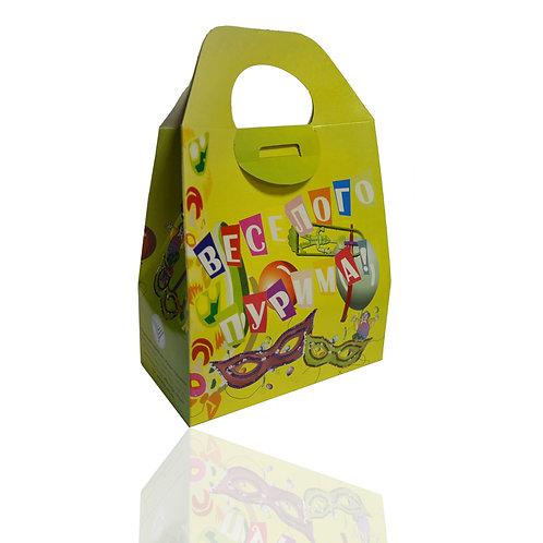 Коробка подарочная (Сумка) для Мишлоах Манот