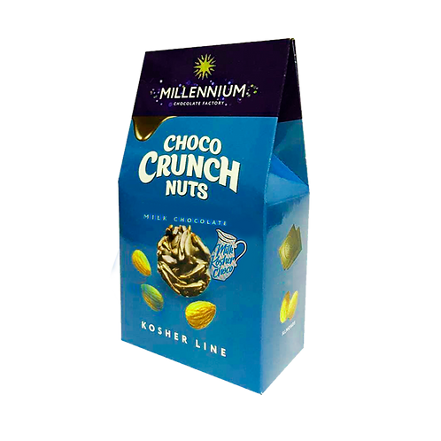 """Конфеты шоколадные """"Millennium choco crunch nuts"""""""