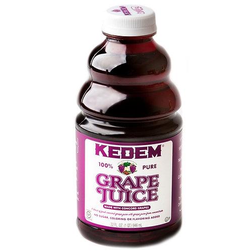 Сок виноградный KEDEM 32 Oz (946 мл)