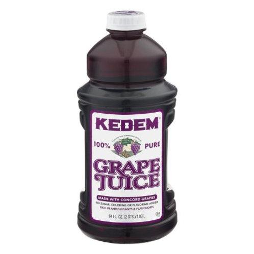 Сок виноградный KEDEM 64 Oz (1,89 л)