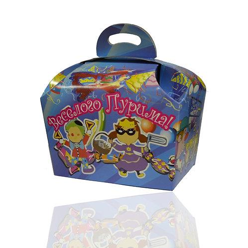 Коробка подарочная (Сундук) для Мишлоах Манот