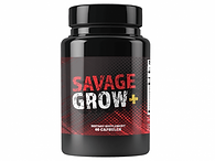 Savage Grow Plus Bottle