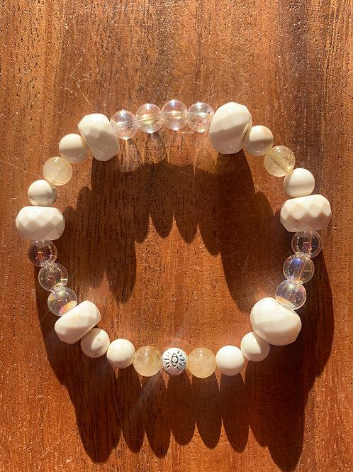 White Light Aura Bracelet