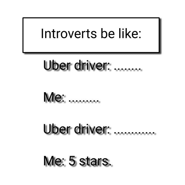 An Introvert in an Extrovert World