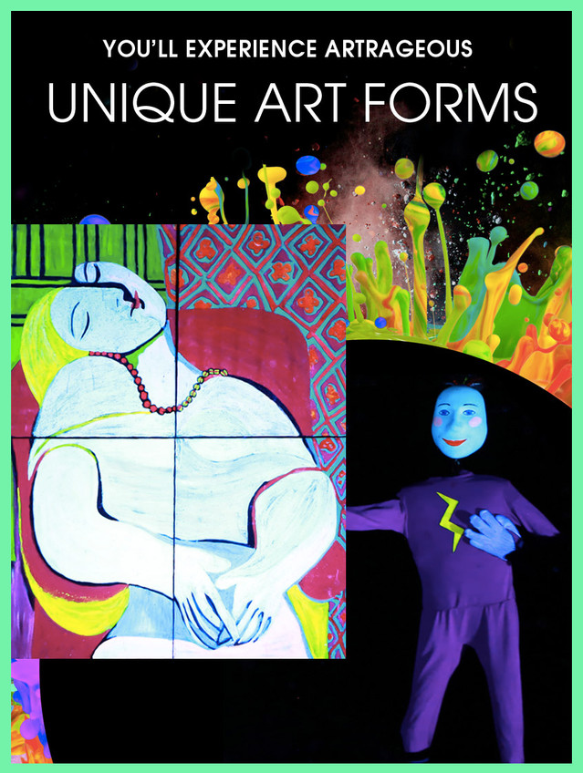 square experience art forms