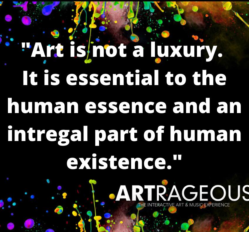 _Art is not a luxury