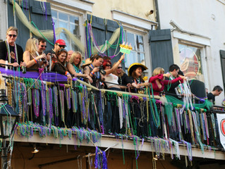 The Honorable Trap Gentleman's Guide to Mardi Gras for Foreigners.