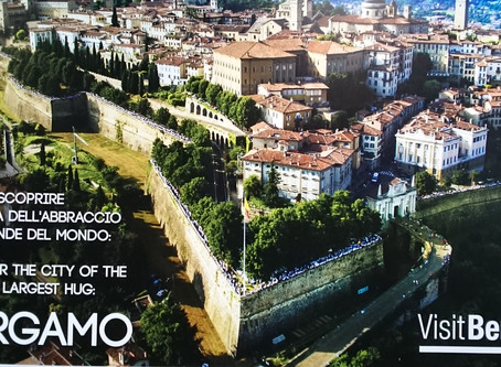 Bergamo Italy (photos & video)