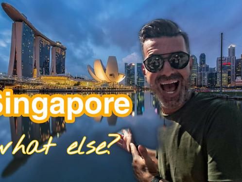 Singapore... What else? (Photos & videos)