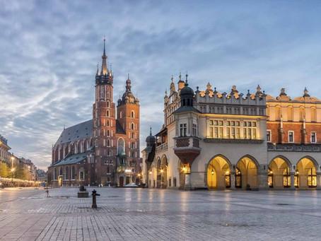 72 hours to Krakow & Wielitska Poland (Photos & Videos)