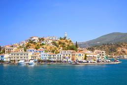 The Island Of Poros