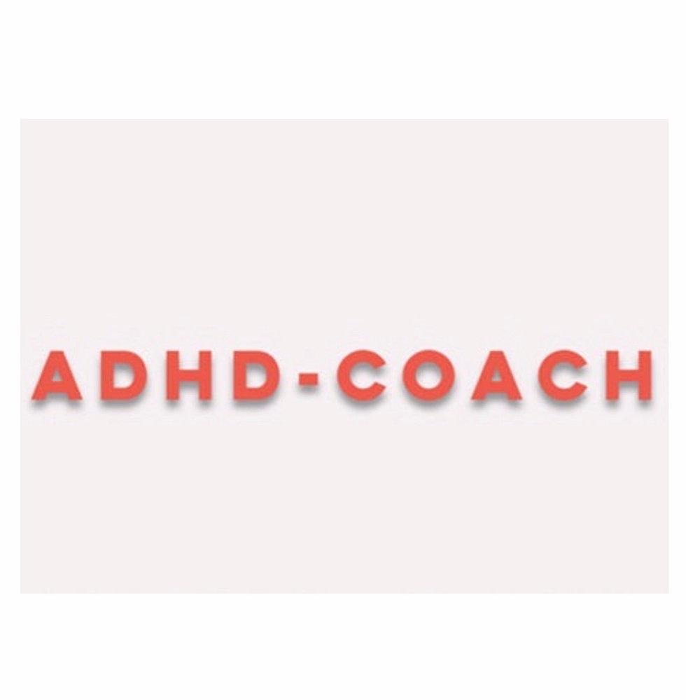 ADHD-COACHロゴ正方形