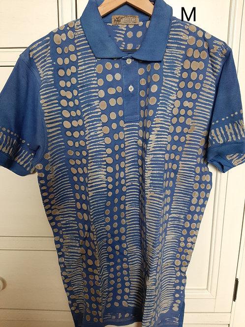 Handmade Batik Polo Shirt