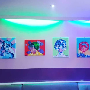 exibition at Prix d'Ami