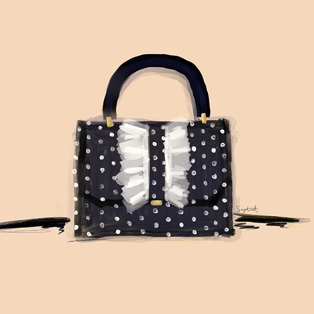 Dream polka dot bag from _review_austral