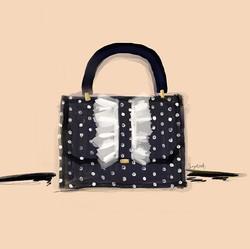 Dream polka dot bag from _review_austral