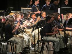 Eighth Grade Band