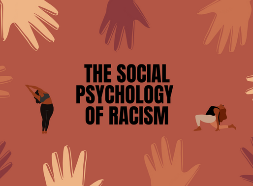 The Social Psychology of Racism