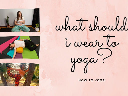 What Should I Wear to Yoga?