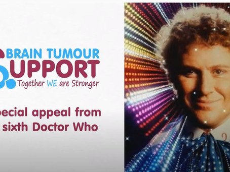 Sixth Dr Who, Colin Baker joins the Together We Are Stronger appeal