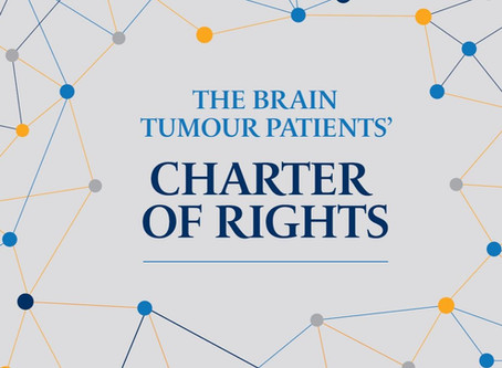 Brain Tumour Support endorses Patients' Charter of Rights