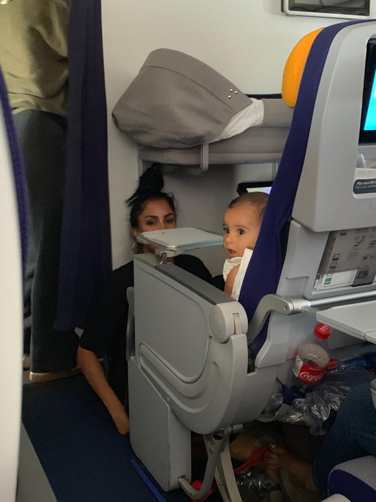 flying with baby travel with baby