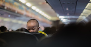 How To Fly (Far) With A Baby: Infant