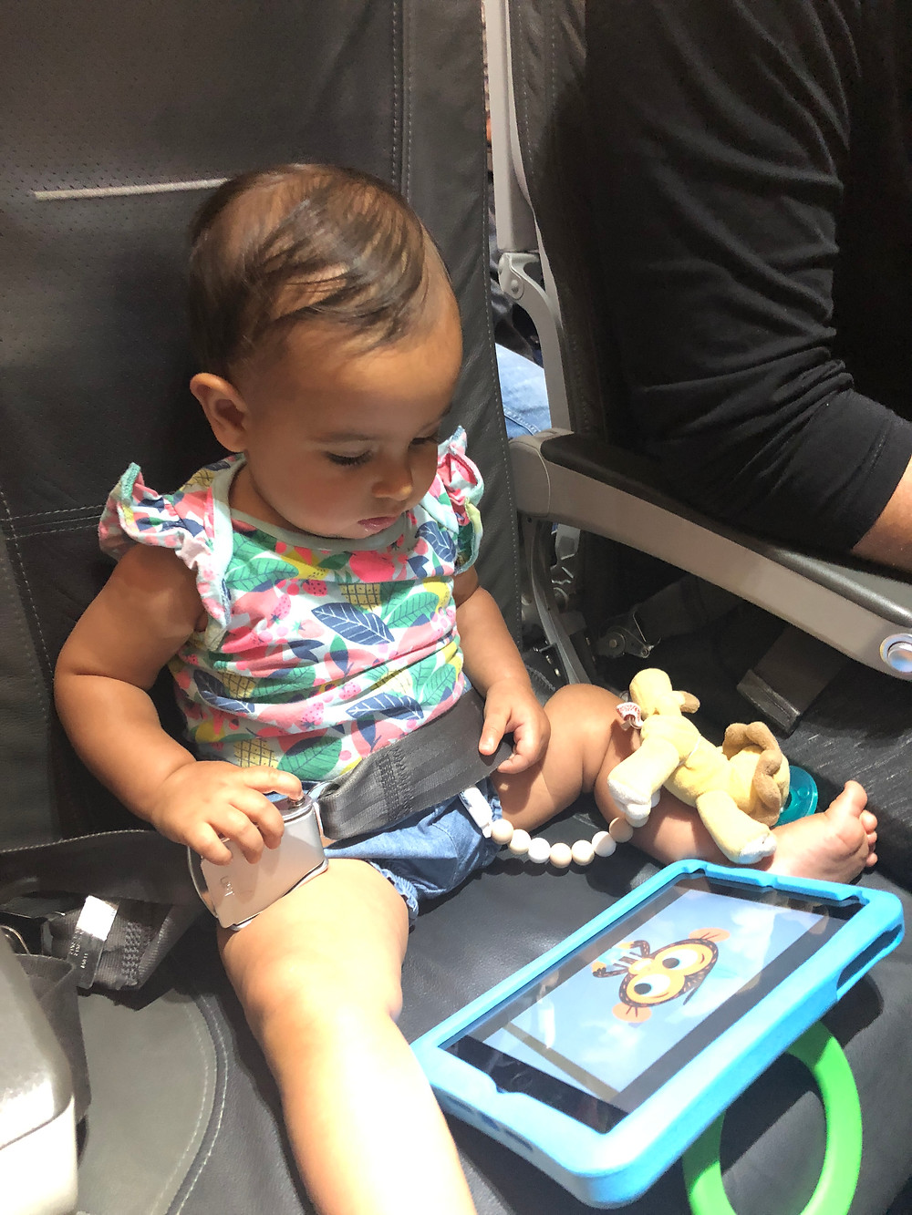 flying with a baby baby travel seatbelt plane seat