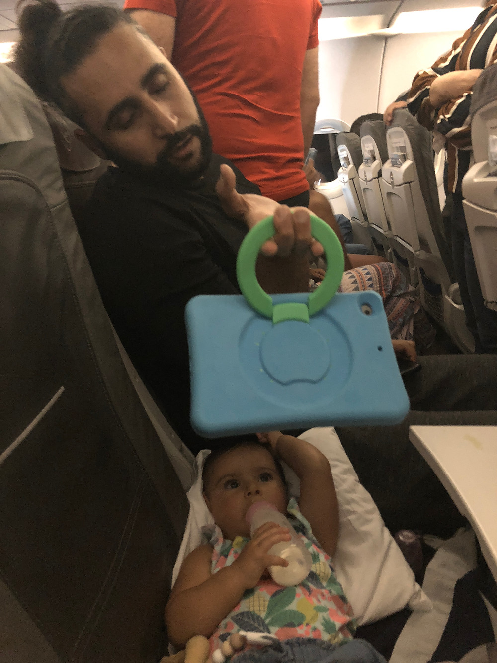 baby travel flying with a baby lufthansa
