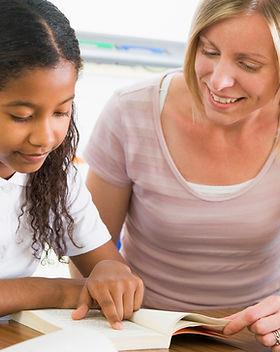 Teacher & Student