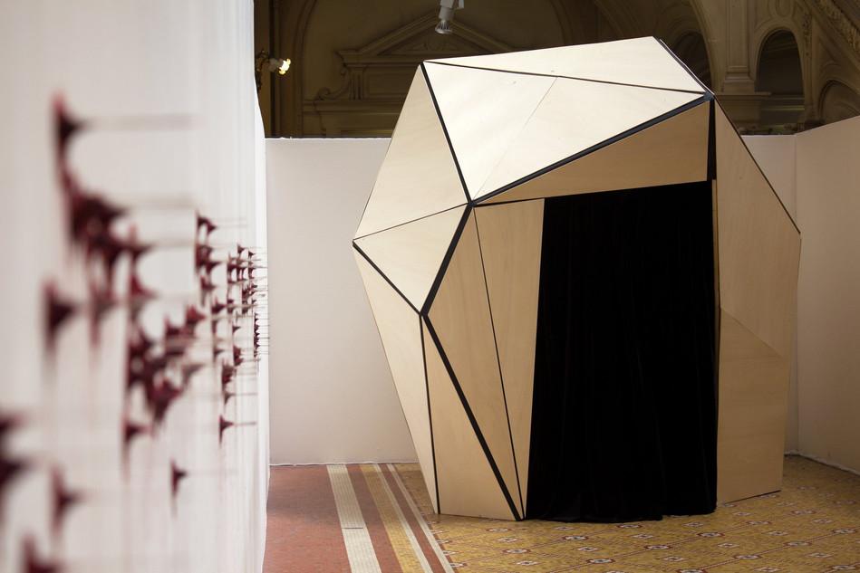 Exhibition in Paris - 2019