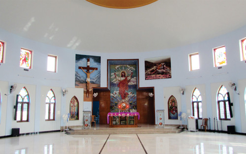 St John Marie Vianney Church