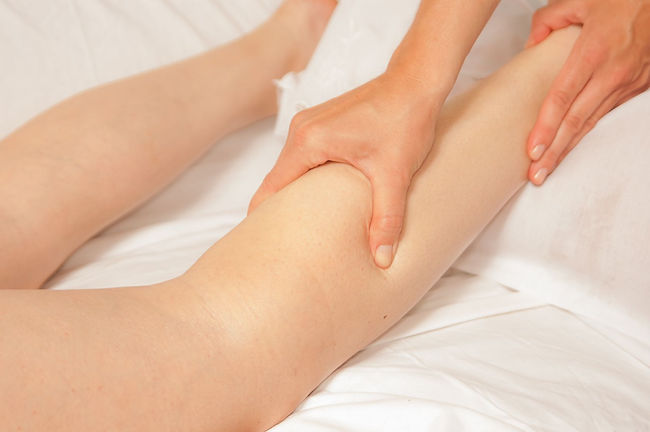 Lymphoedema Massage and Treatment in London