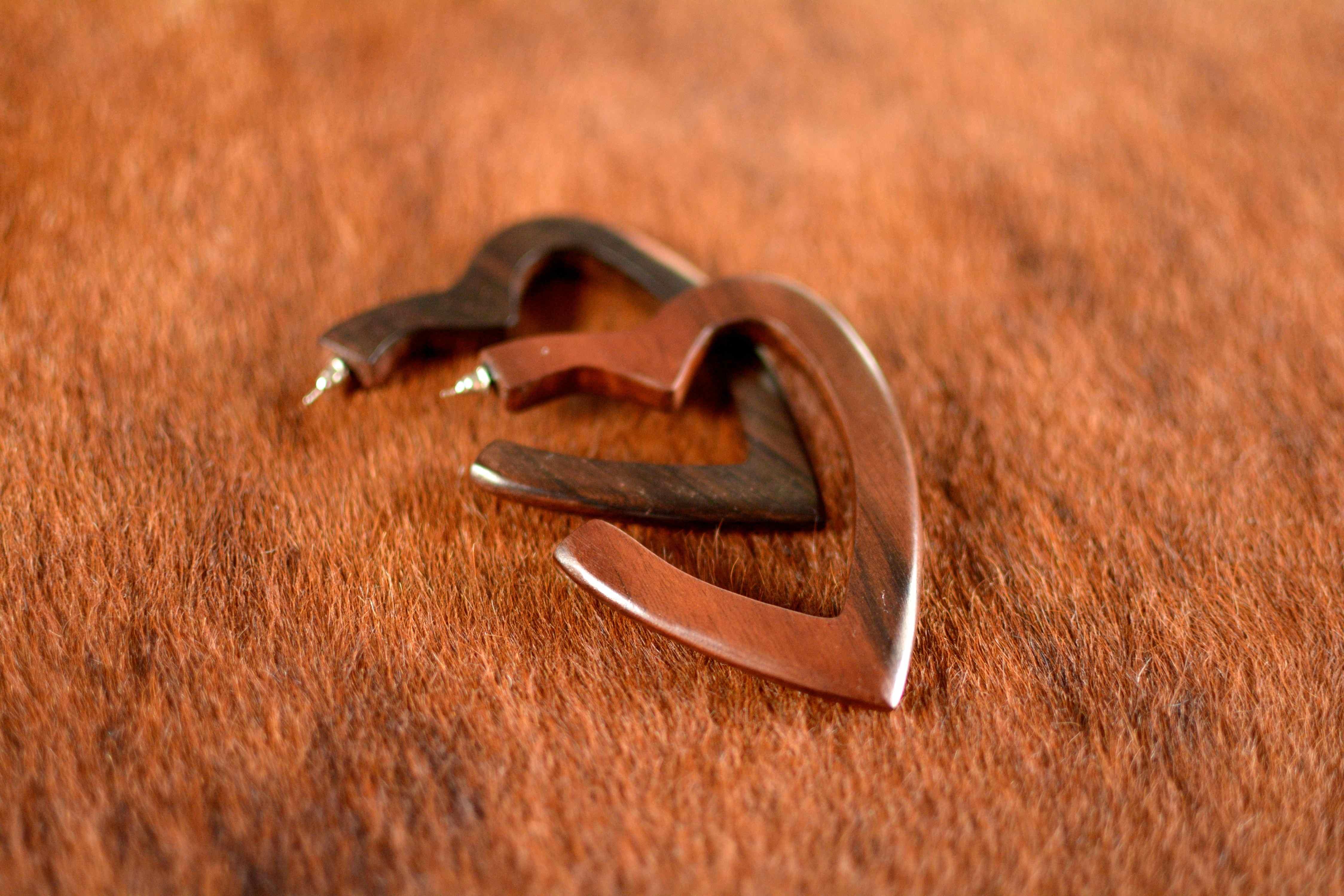 Boucles d'oreille Mulema