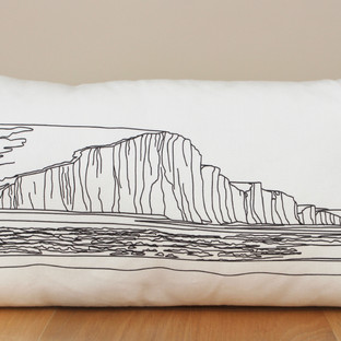 Seven Sisters cushion