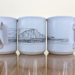 Seven Sisters mugs