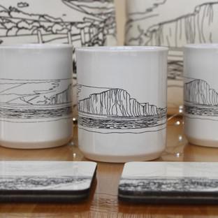 Mugs & Cushions
