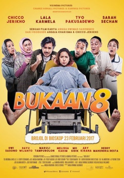 Bukaaan 8 (Feature Film - 2017)