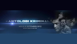 Antologi Kriminal
