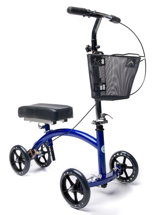 Knee Walker Standard Blue